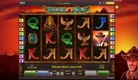 Игровой автомат Вулкан book of ra deluxe